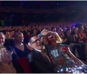 Neil Patrick Harris et Kevin Bacon complices aux Tony Awards 2014