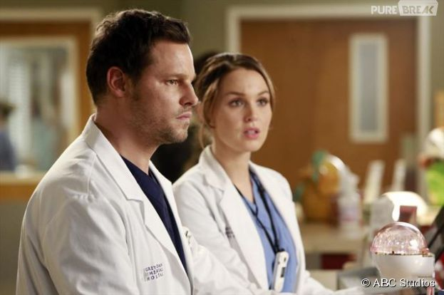Grey's Anatomy saison 11 : Justin Chambers voit Jo et Alex avoir une famille