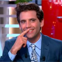 Mika : des odeurs de vodka pendant The Voice...