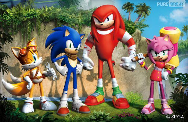 Sonic Le Hérisson : un film d'animation avec des prises de vues réelles en préparation