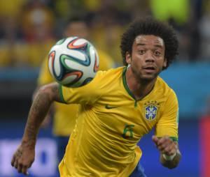 Marcelo défenseur de la Seleçao... et sosie de Fabrice Eboué