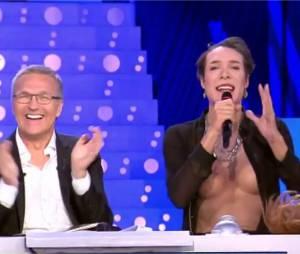 Nicolas Bedosdans On n'est pas couché sur France 2 le 14 juin 2014