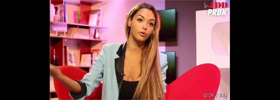 Nabilla Benattia parle de la saison 2 de Allô Nabilla