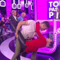 """Baptiste Giabiconi, slow serré avec Isabelle Morini-Bosc dans TPMP: """"J'ai adoré"""""""