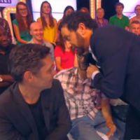 """Thierry Moreau se fait """"virer"""" par un spectateur dans TPMP : """"Tu sors !"""""""