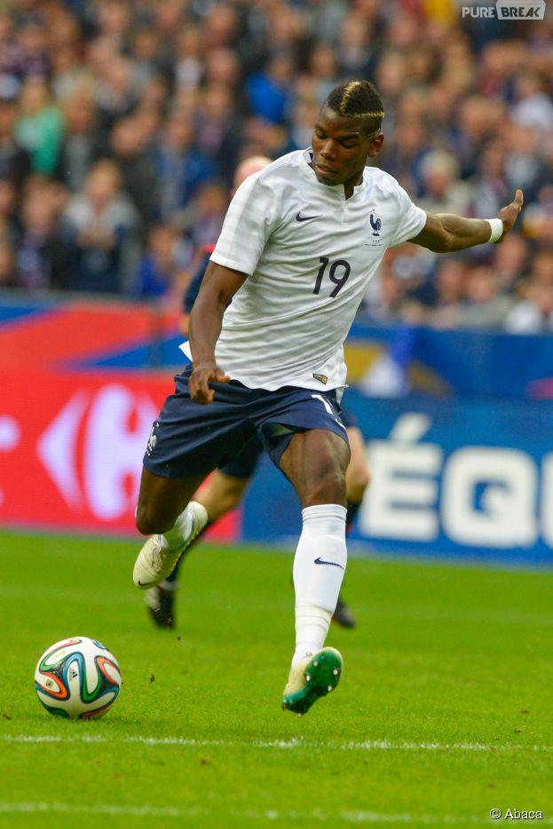 Paul Pogba : roi des jeux au Brésil pendant le Mondial 2014