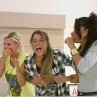 Les Anges 6 : Anaïs Camizuli, Shanna.. les filles se moquent de l'hymne des mecs