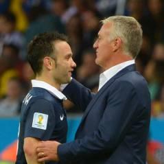 """Mathieu Valbuena et Didier Deschamps : """"Je n'étais pas dans ses petits papiers"""""""