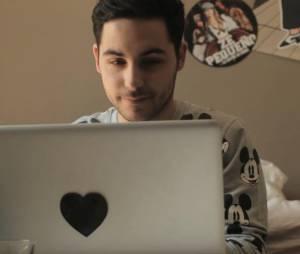 Alban Bartoli en mode nouveau clip avec 'Je veux du Love'