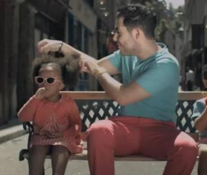Alban Bartoli parle d'amour dans son nouveau clip, 'Je veux du Love'