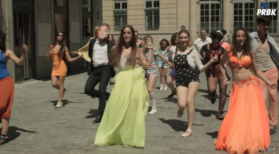 Alban Bartoli dévoile son nouveau clip 'Je veux du Love' avec (presque) George Clooney !
