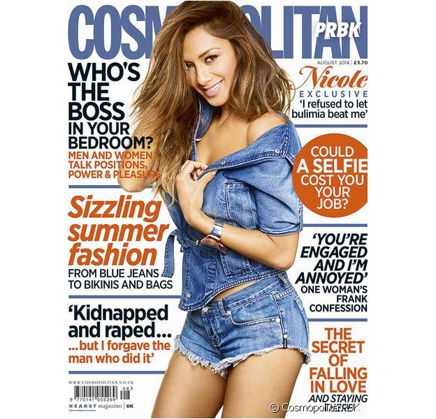 Nicole Scherzinger revient sur ses troubles alimentaires pour Cosmopolitan UK