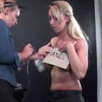 Topless en pleine rue ? Merci le body-painting !