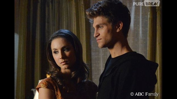 Pretty Little Liars saison 5 : Spencer et Toby, dîner à 4