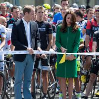 Kate Middleton et Prince William : coup d'envoi royal pour le Tour de France