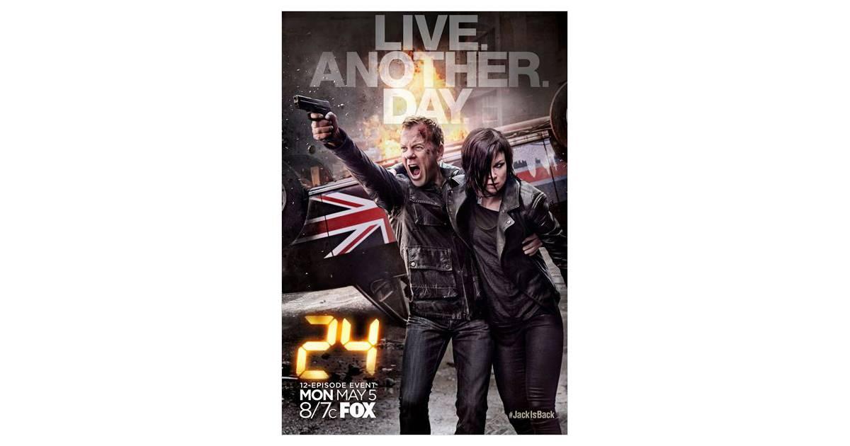 24 Heures Chrono Saison 10 Jack Bauer De Retour L Annee Prochaine Purebreak