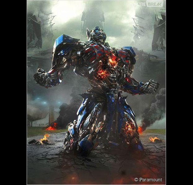Transformers 4 est actuellement au cinéma