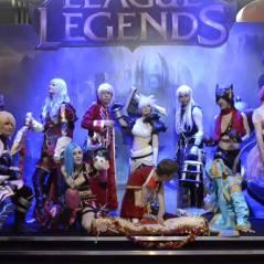 League of Legends : les meilleurs cosplays de Japan Expo 2014