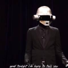 Mustapha El Atrassi, champion du monde du rire grâce aux Daft Punk ?