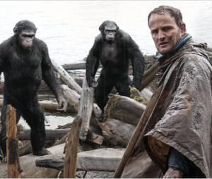 Jason Clarke dans La Planète des singes : l'affrontement