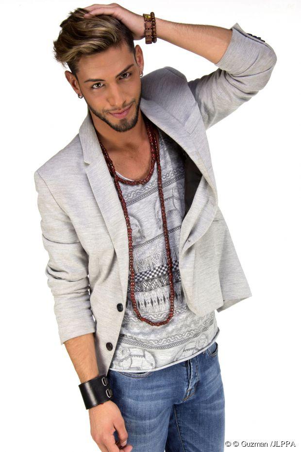 Sacha Buyse, nouveau candidat de Secret Story 8 et wannabe chanteur sur Youtube