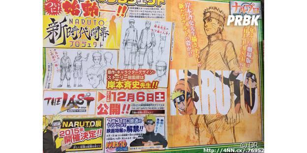 Naruto : la première image du nouveau film