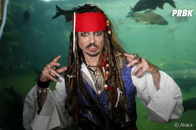Le sosie français de Johnny Depp