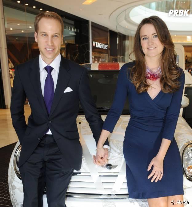 Les sosies de Kate Middleton et du Prince William