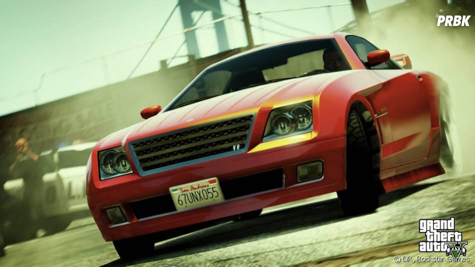 GTA 5 : la version PS4 disponible le 7 novembre 2014 ?