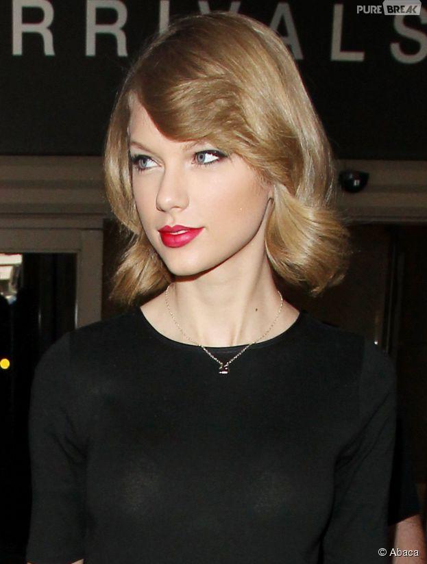 Taylor Swift a donné des conseils de coeur à une fan sur Instagram