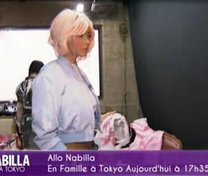 Allo Nabilla : changement de look pour Nabilla Benattia