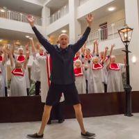 Happy revu par des retraités : la vidéo délirante qui a séduit Pharrell Williams