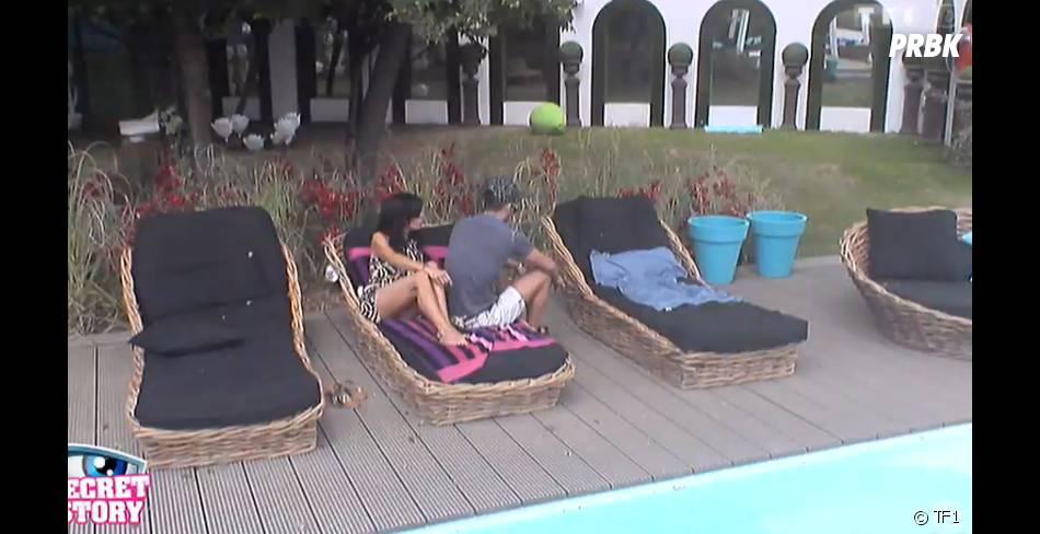 Secret Story 8 : Vivian et Nathalie s'explique