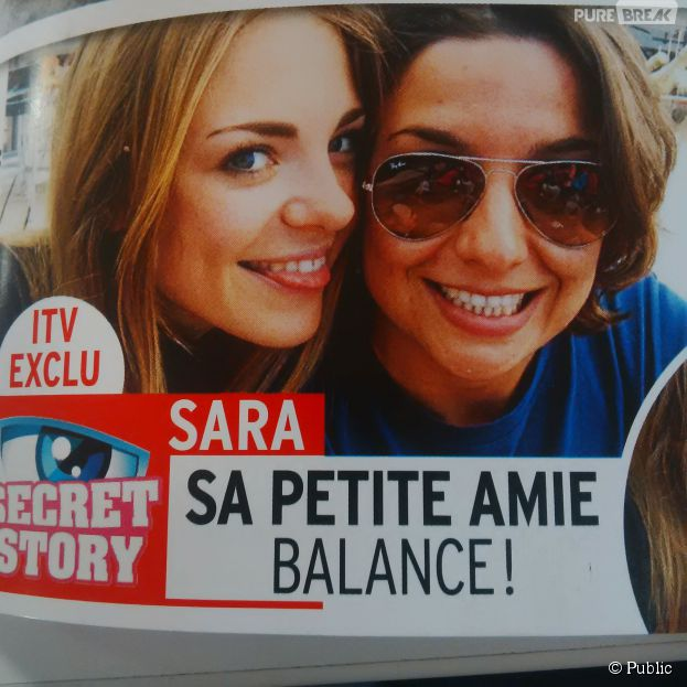 Sara (Secret Story 8) : Aurore, son ex petite amie, confirme leur relation