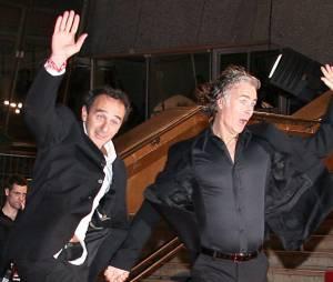 """Elie Semoun et Franck Dubosc : après les """"tensions"""", bientôt réunis au cinéma ?"""