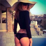 Zahia Dehar : fesses en gros plan et seins, torride sur Instagram