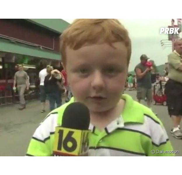 """""""Apparently Kid"""" : l'enfant de 5 ans qui fait sensation sur la Toile"""