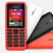 Nokia 130 Dual Sim : un portable à moins de 20 euros petit mais costaud