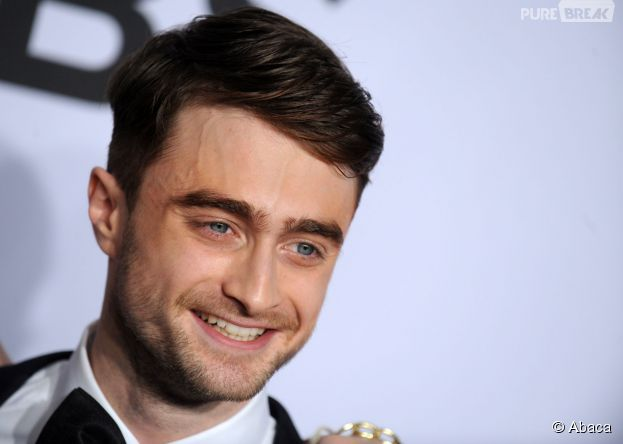 Daniel Radcliffe sur le tapis rouge des Tony Awards 2014