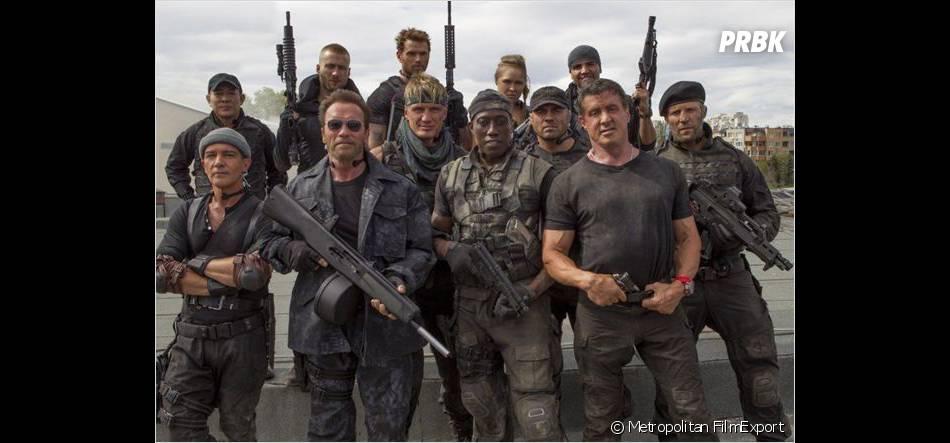 Antonio Banderas et Wesley Snipes rejoignent Sylvester Stallone dans Expendables 3