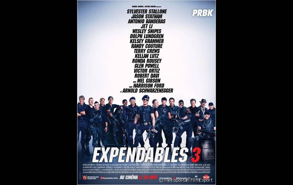 Expendables 3 : la suite au cinéma le 20 août 2014