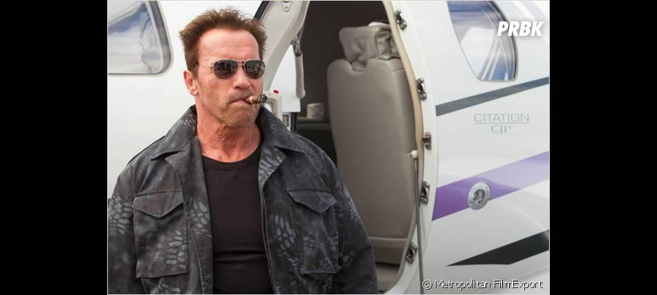 Expendables 3 : Arnold Schwarzenegger dans la peau de Trench