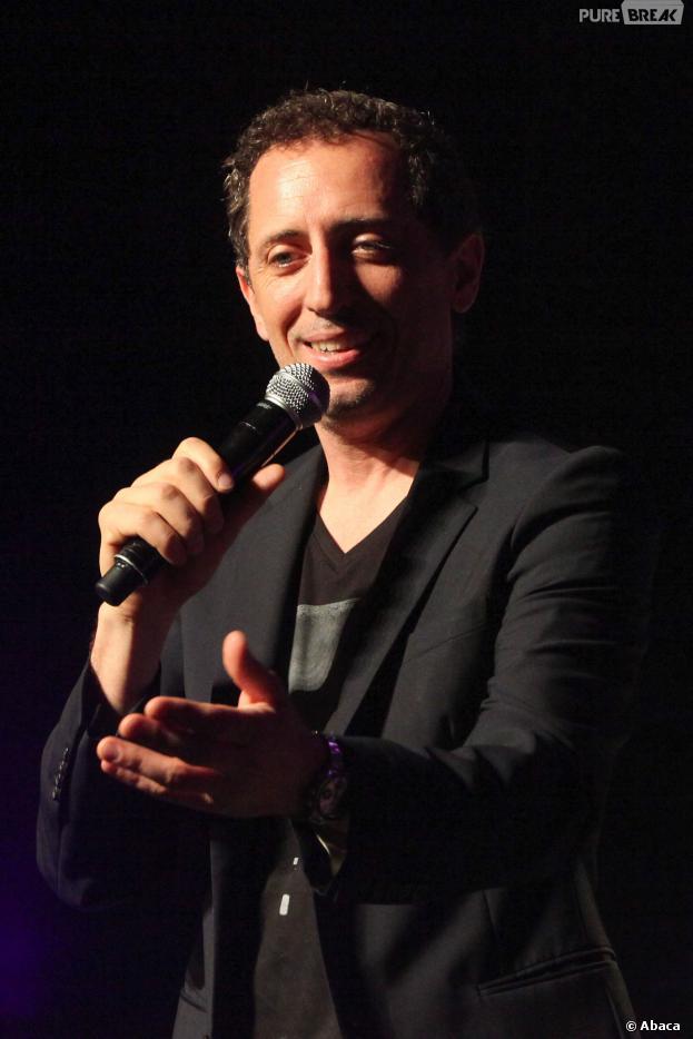"""Gad Elmaleh : l'humoriste a réalisé son premier sketch en anglais aux """"United Nations of Comedy"""""""