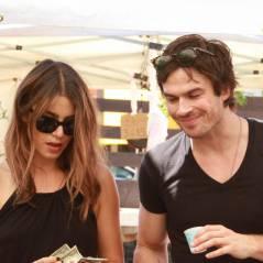 Ian Somerhalder : la star de The Vampire Diaries emménage avec Nikki Reed