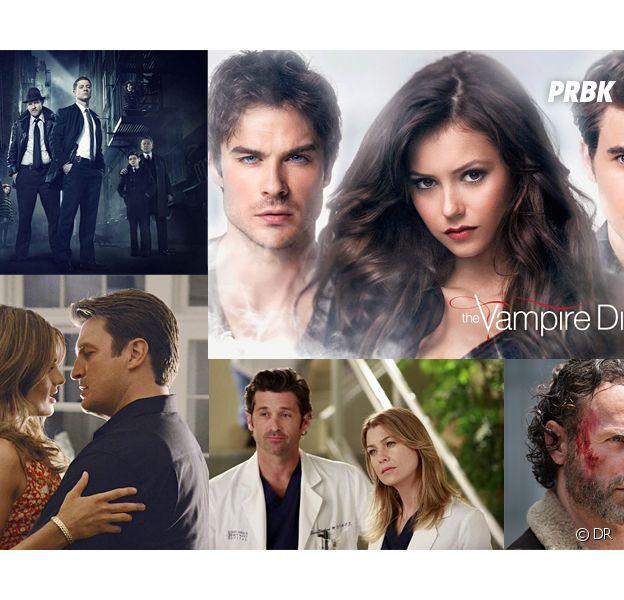 Vampire Diaries, Castle : les dates de rentrées des séries pour la saison 2014/2015