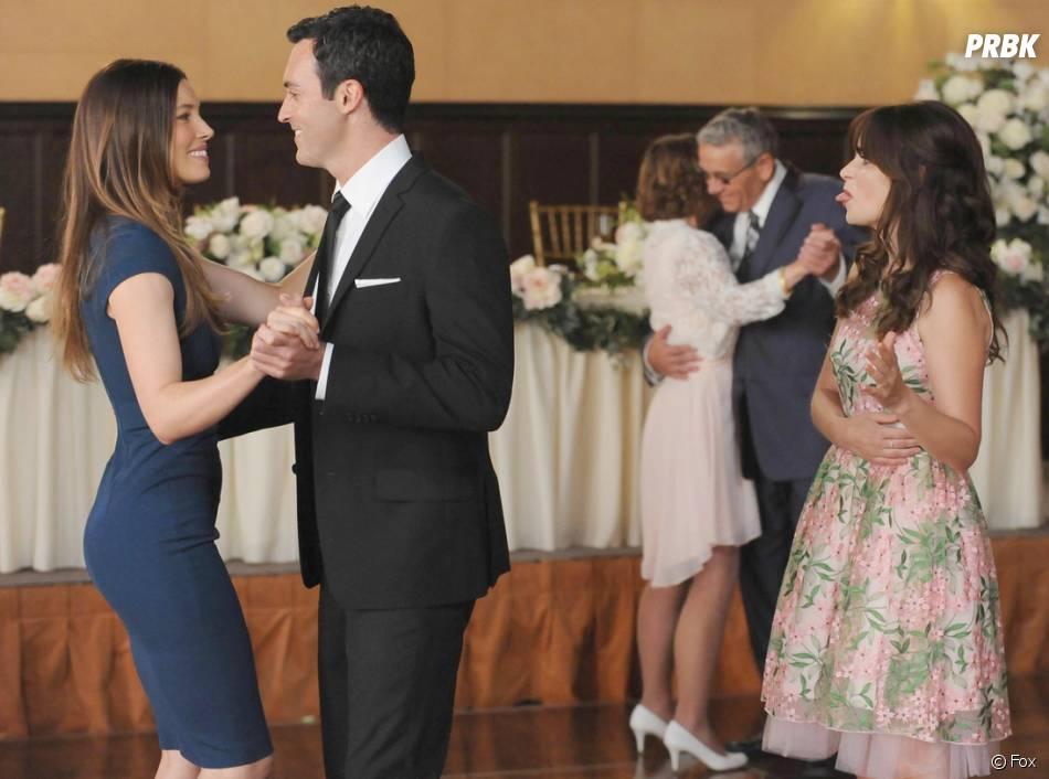 New Girl saison 4 : Jess vs Jessica Biel
