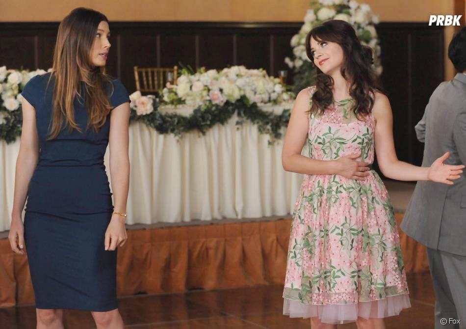 New Girl saison 4 : Jessica Biel, nouvelle ennemie de Jess