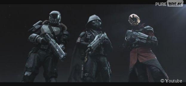 Destiny : un trailer en live action en attendant la sortie, prévue le 9 septembre 2014