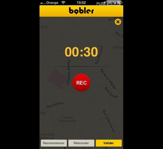Bobler, l'appli du futur