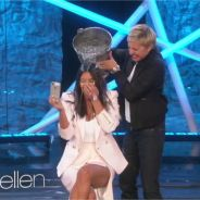 Kim Kardashian : son Ice Bucket Challenge bruyant façon selfie